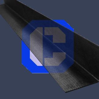 Carbon Fiber Composite L Channel from CeraMaterials