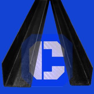 Carbon Fiber Composite U Channels from CeraMaterials