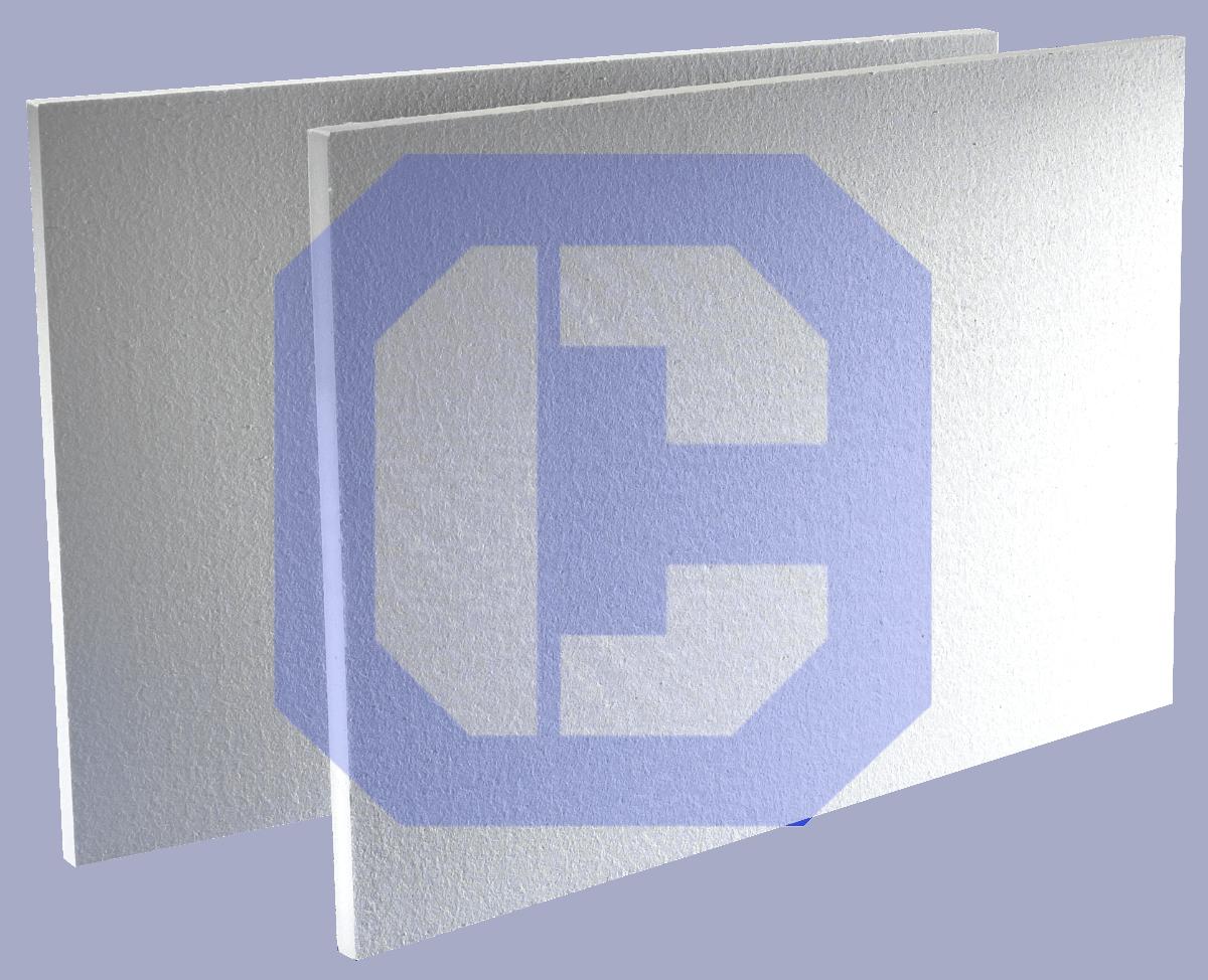 Ceramic Fiber Board Low Density In Stock Ceramaterials