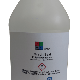 GraphiSeal Preceramic Polymer Resin