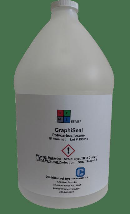 GraphiSeal Preceramic Polymer Resin