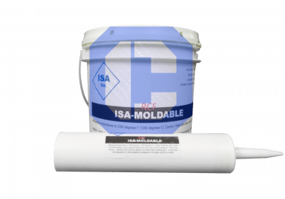 Ceramic Fiberboard Moldable Mix