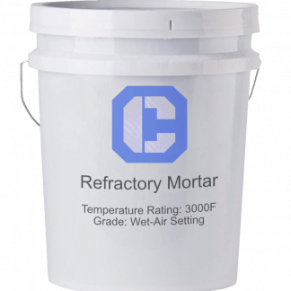 Refractory Mortar & Cement from CeraMaterials