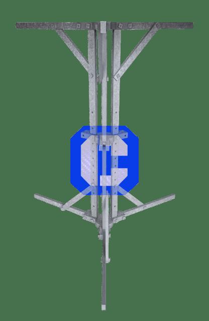 CFC Survey Rack Tree